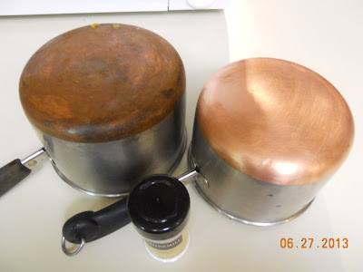 Radicallyforjesus Reflections Cleaning Copper Pots And