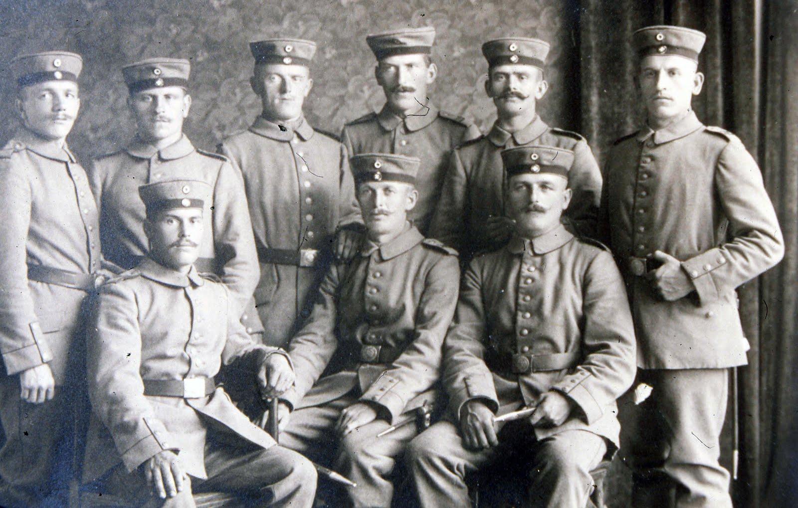 soldaten nach dem zweiten weltkrieg