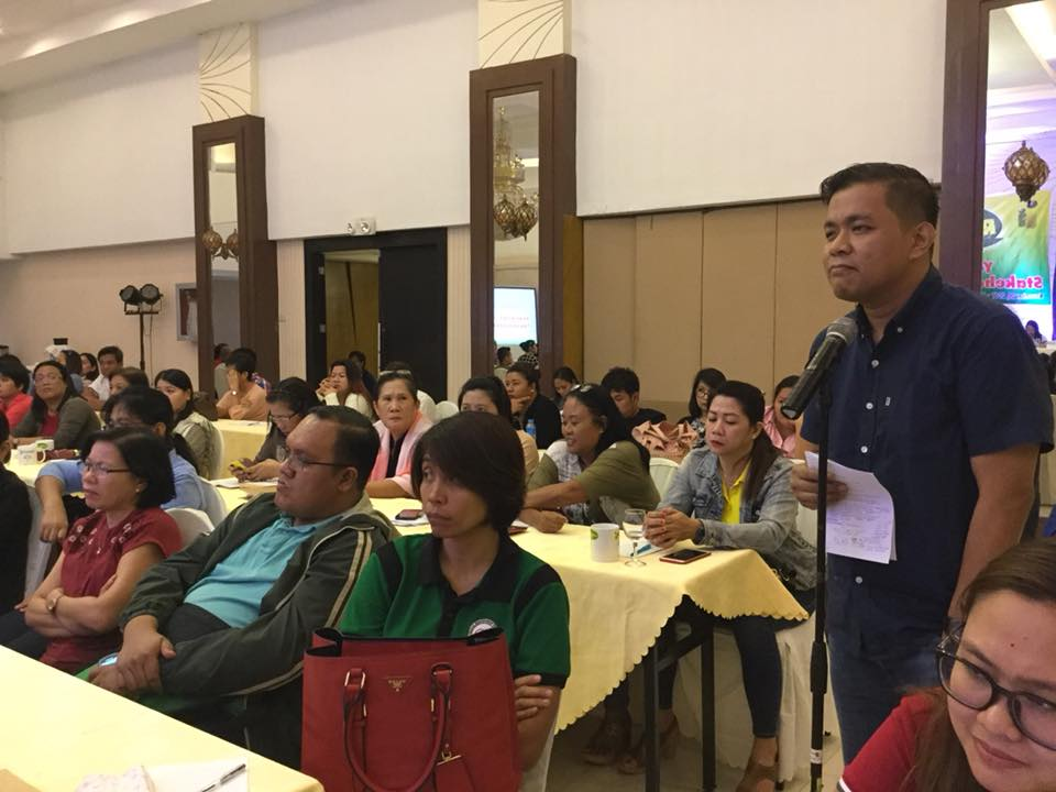 PhilHealth Conducts Year-End Reach Out Forum