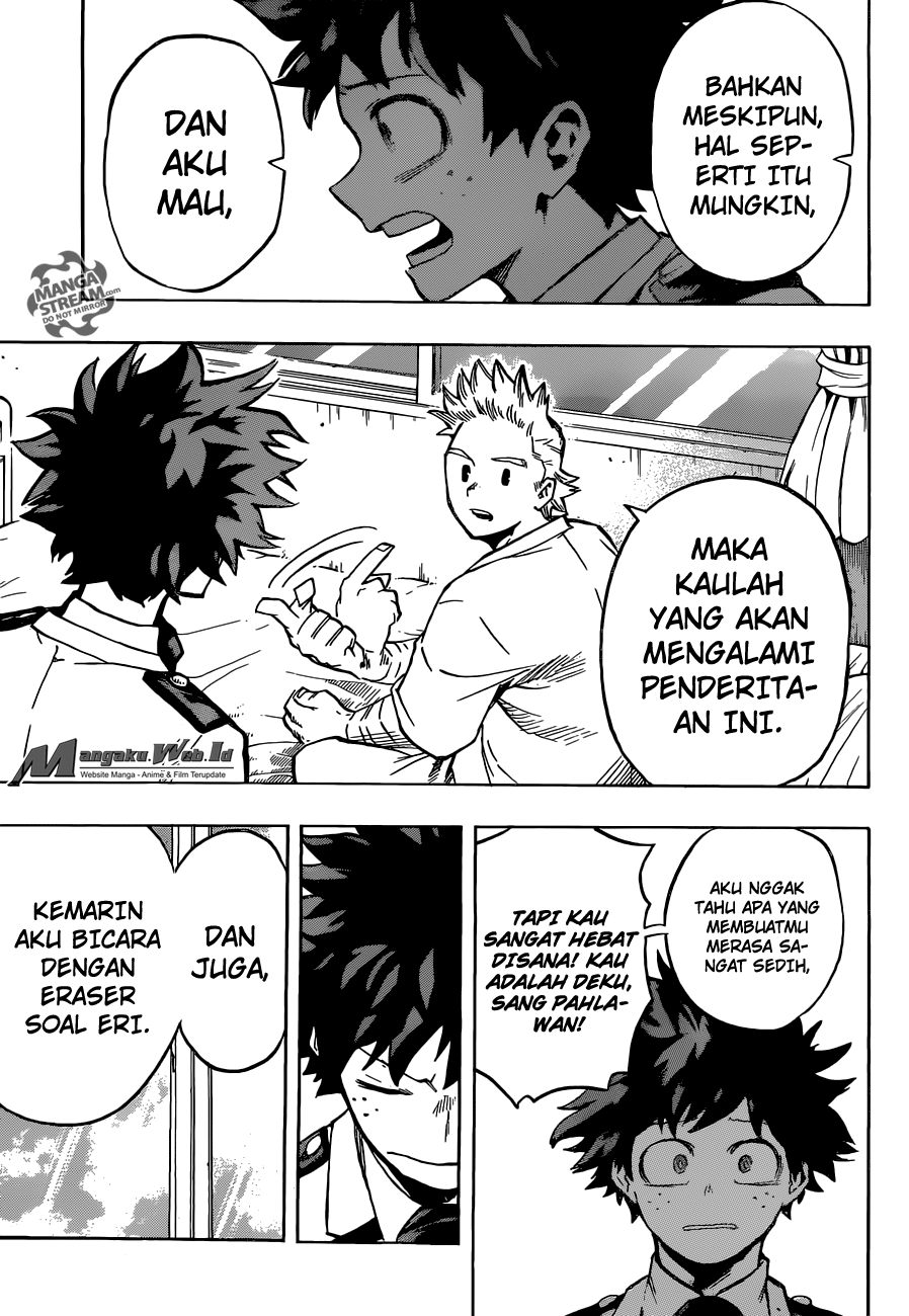 Boku no Hero Academia Chapter 162-12