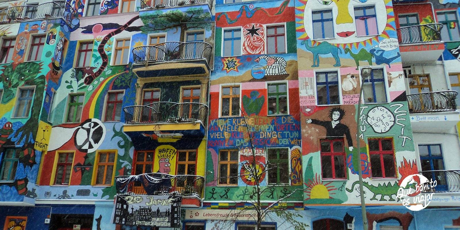Friedrichshain, un Berlín alternativo