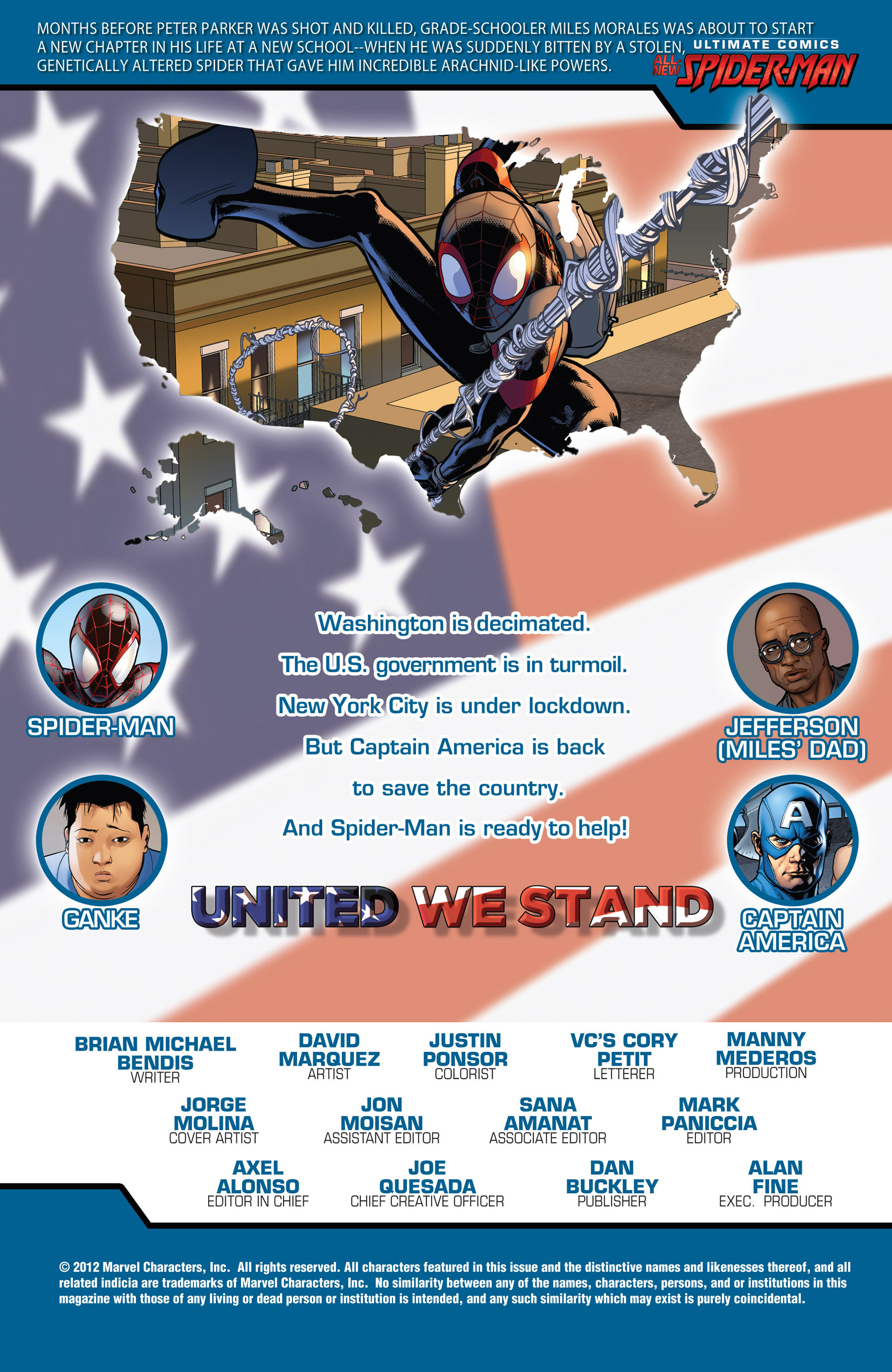 Read online Ultimate Comics Spider-Man (2011) comic -  Issue #15 - 2