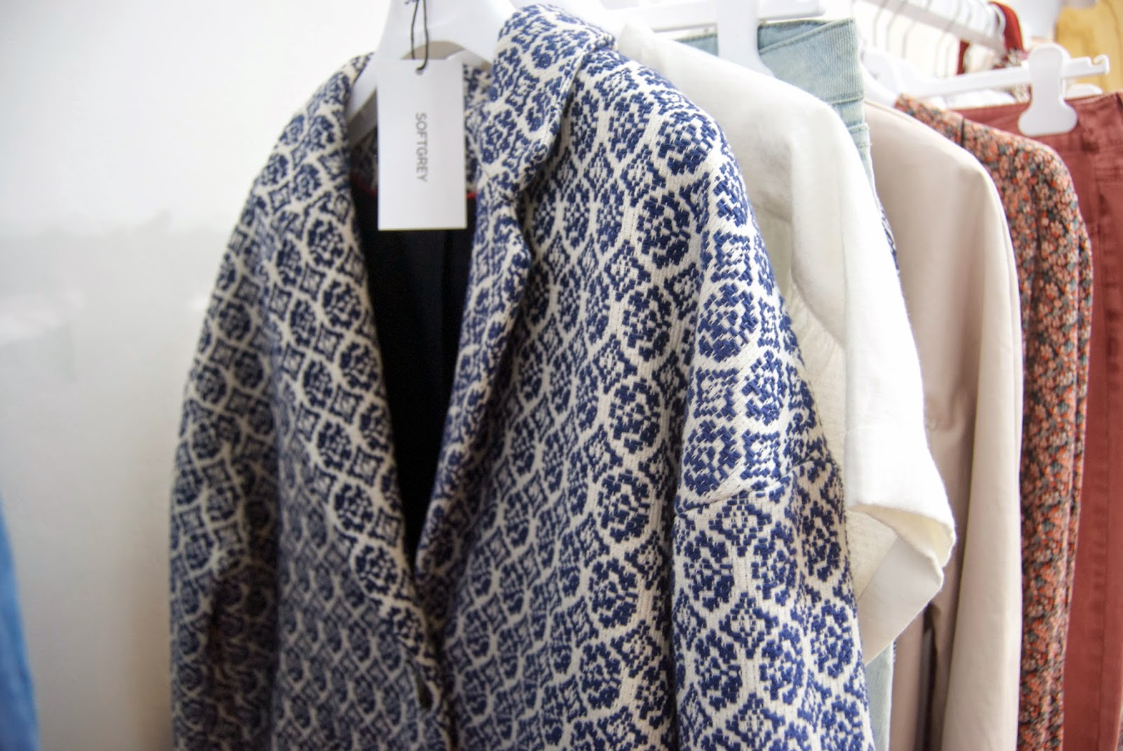 La Redoute SS15 Press Day