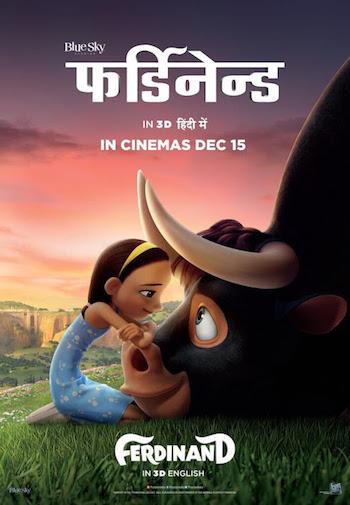 Ferdinand 2017 Hindi Dubbed Movie Download