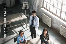 Room No. 9 (2018) - Serial TV Korea Selatan