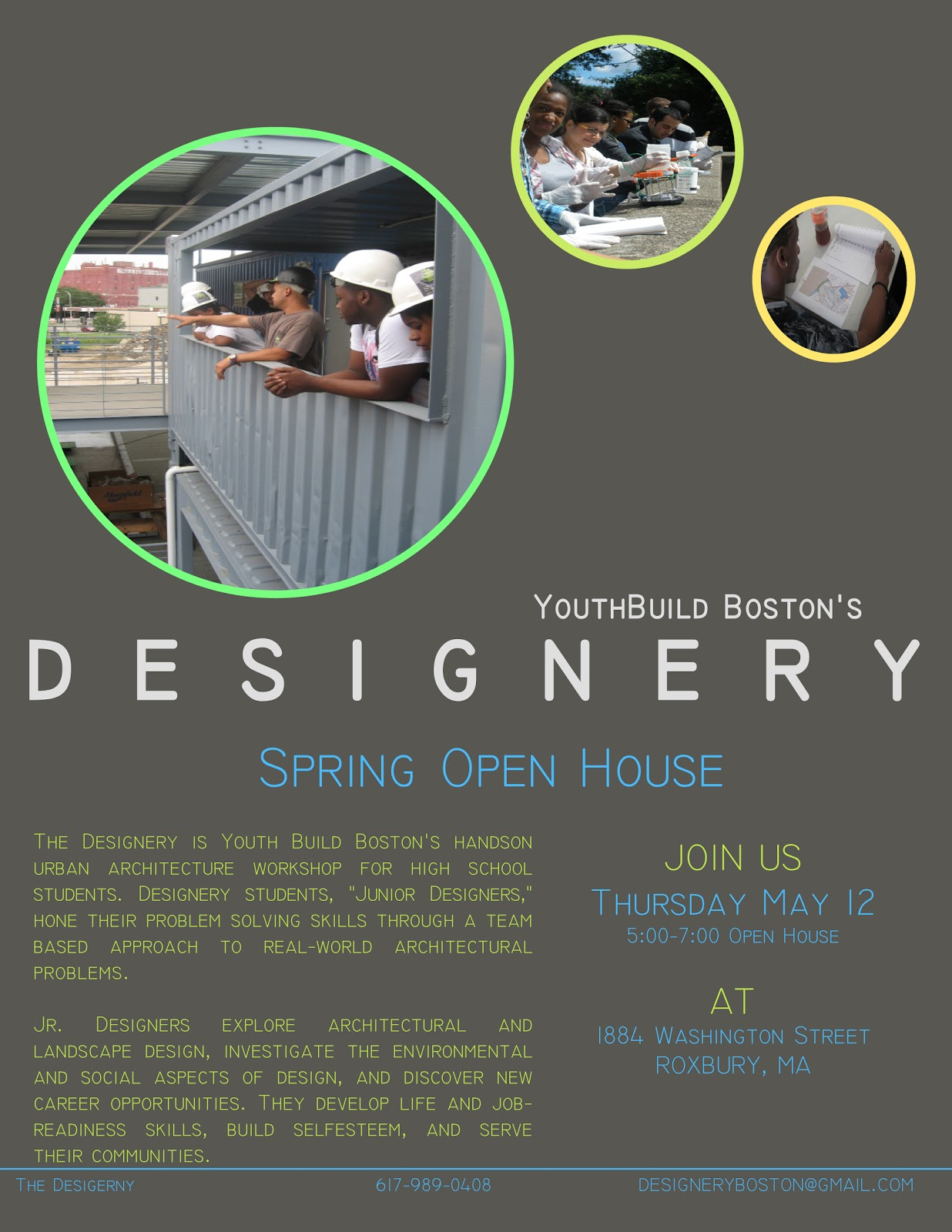 Spring Open House Sara From Sincerly Sara D: YouthBuild Boston Designery Spring Open House
