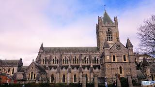 Irlande Dublin Cathédrale Saint Patrick