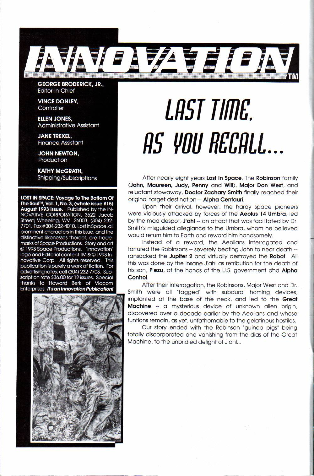 Lost in Space (1991) 15 Page 2