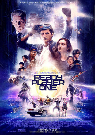Ready Player One 2018 Full Hollywood English Movie Download HDCAM