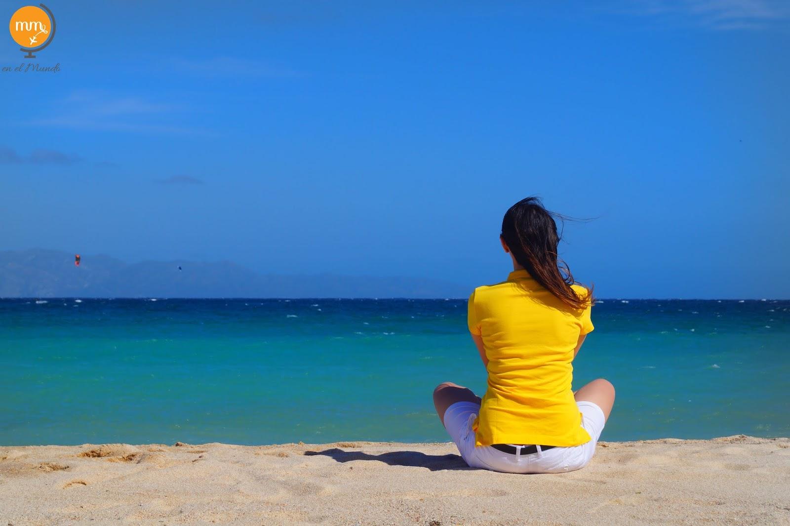 Rajskie plaże La Paz - Balandra i Tecolote - tym kusi Baja California!