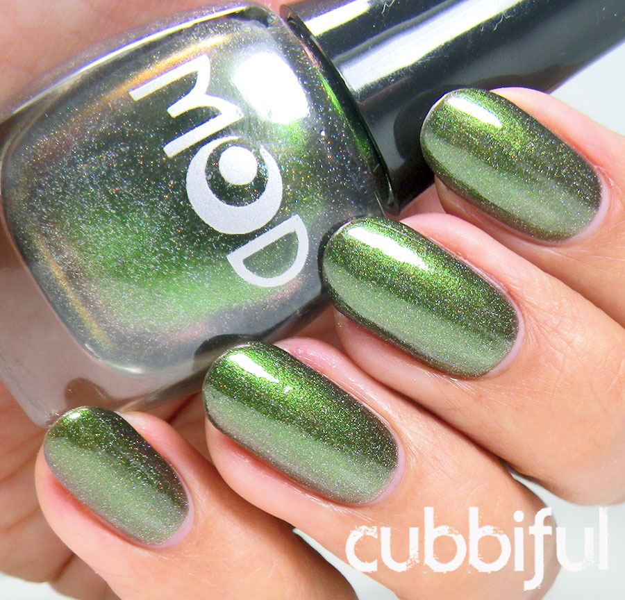 swatch MOD lacquer Goblin