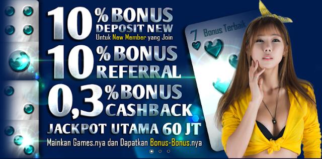Judi Online Domino Indonesia