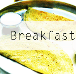 Vegetarian Recipes - Breakfast