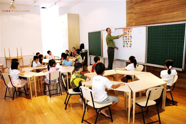 Trường học quốc tế Athena Fulland