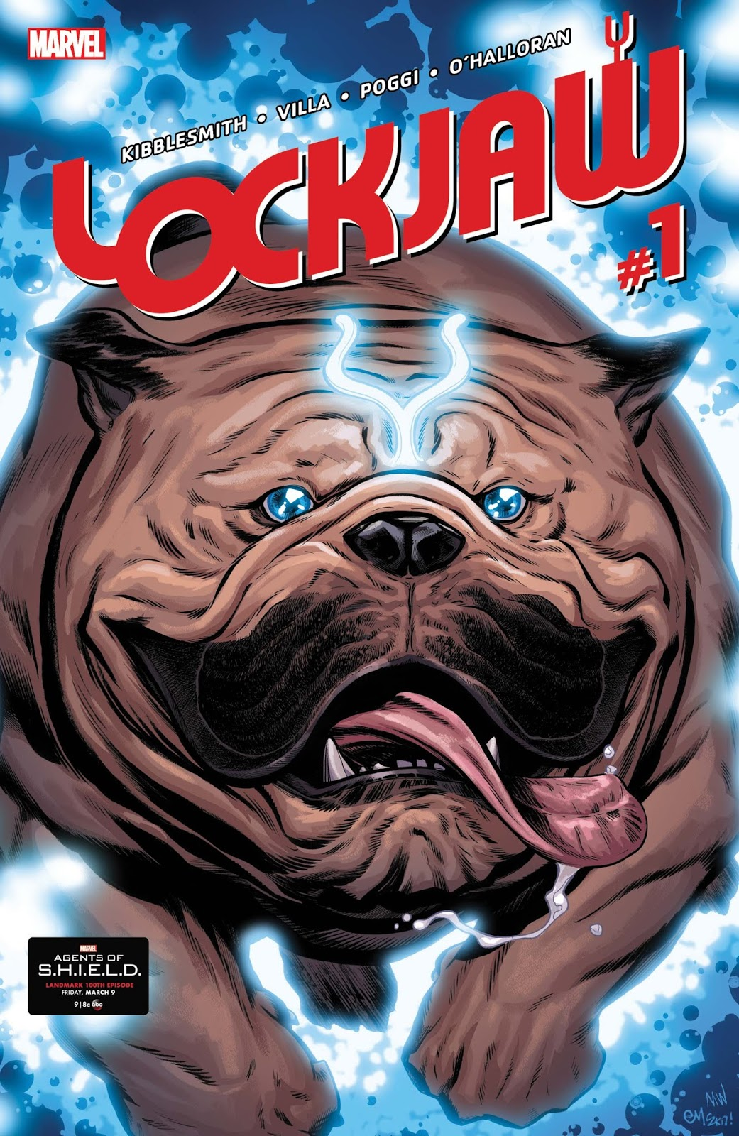MARVEL UNLIMITED lockjaw