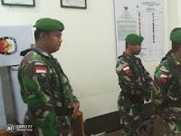 TNI - POLRI Gelar Patroli Gabungan Jelang Pemilu Wilayah Malinau