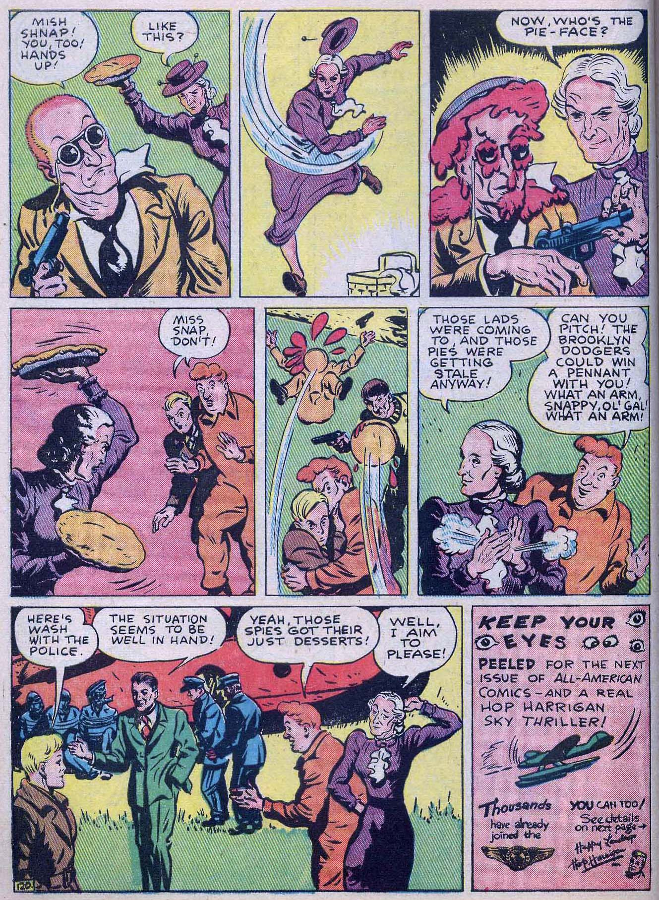 Read online All-American Comics (1939) comic -  Issue #24 - 26