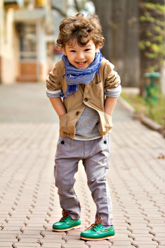 Baby Kingston: Stylish Baby Boy Clothes
