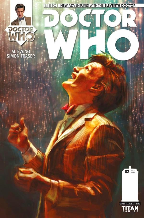 Doctor Who: The Eleventh Doctor #2 (Titan Comics, 2014)