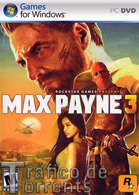 Baixar a Capa Max Payne 3 PC
