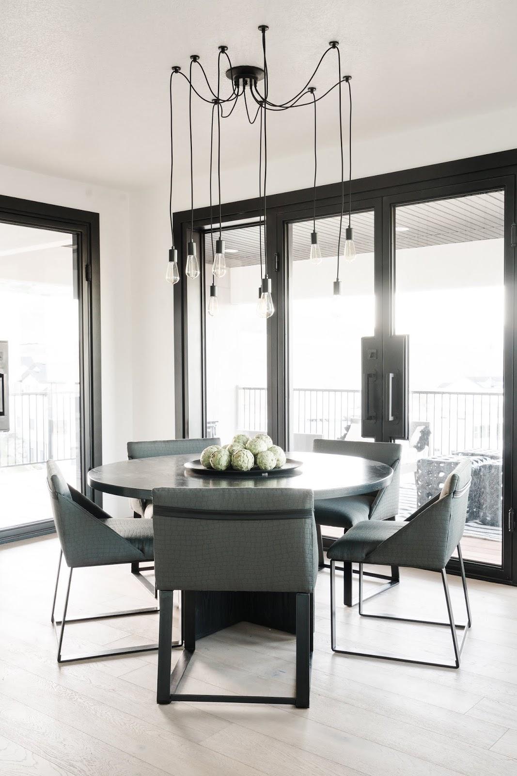 Modern Kitchen Table, Kitchen Table Design