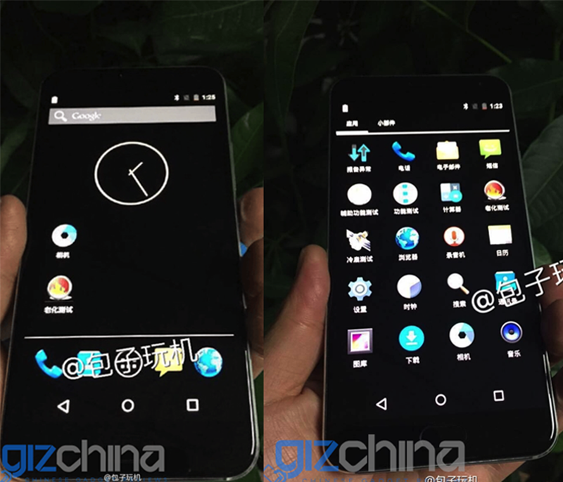 Meizu Pro 5 Photos And Specs Leaked! Runs On Stock Android OS?