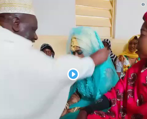 73-year-old Politician Marries 25-year-old Lady