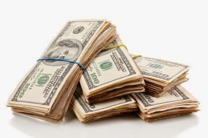 Большие деньги, а это сколько?