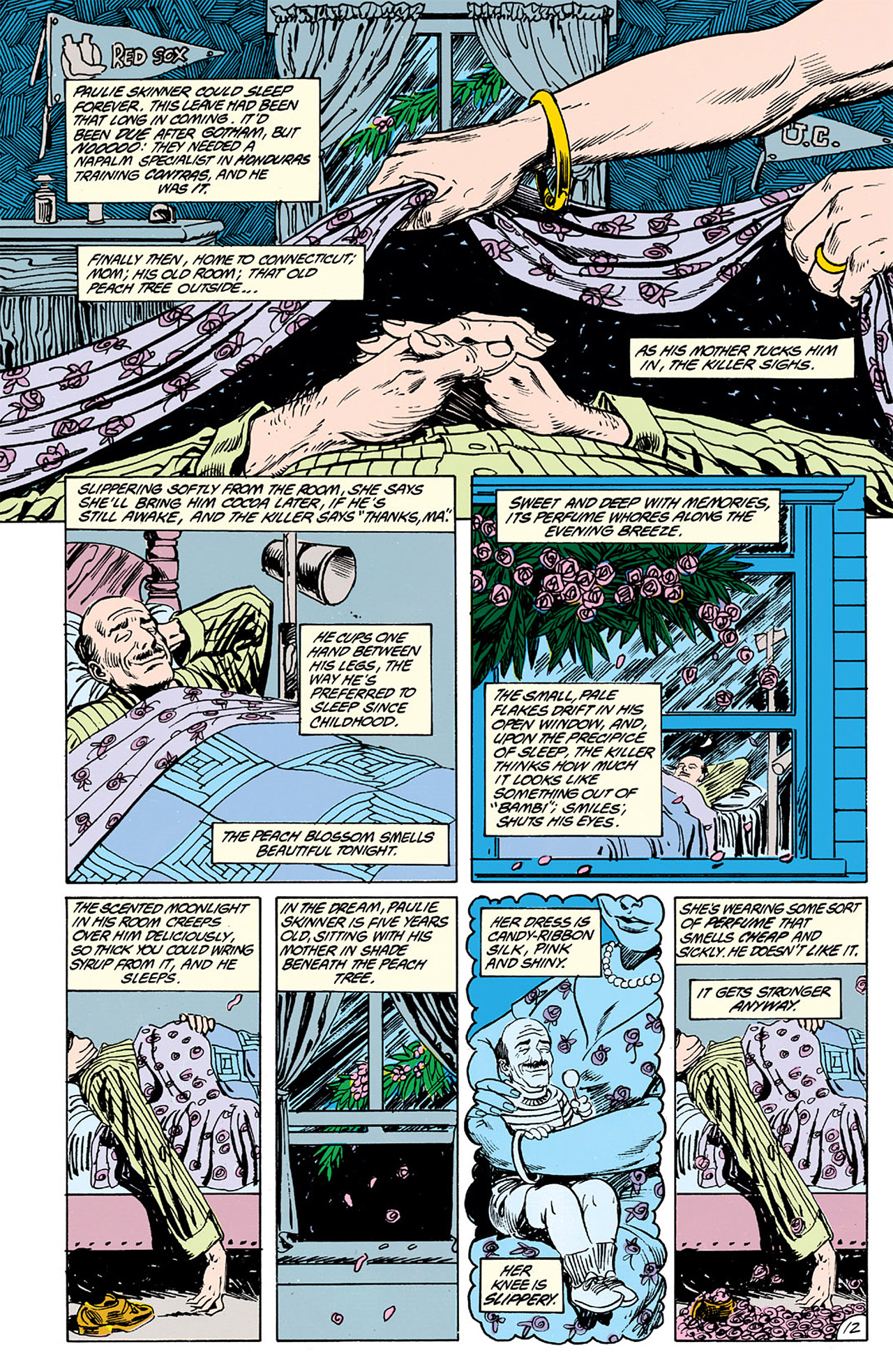 Swamp Thing (1982) Issue #63 #71 - English 12