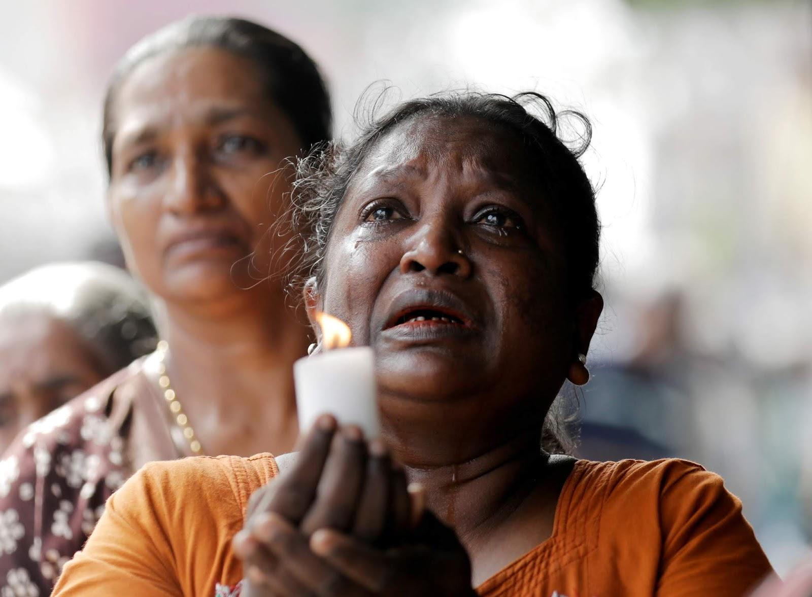Sri Lanka bombs 'revenge' for Christchurch attacks