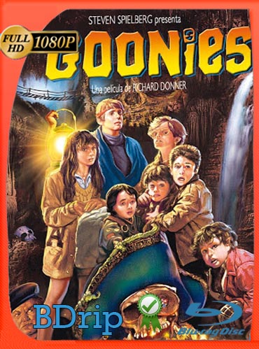The Goonies (1985) BDRip [1080p] Latino [GoogleDrive] SilvestreHD