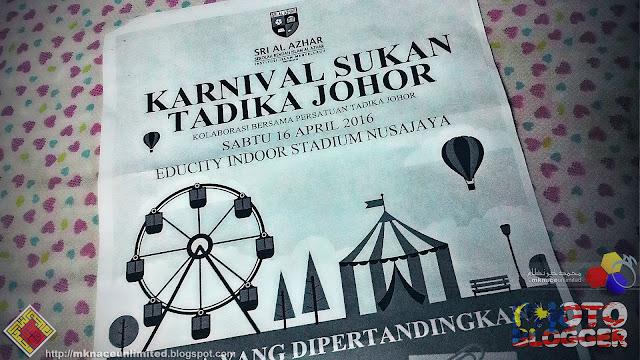 Karnival Sukan Tadika Johor