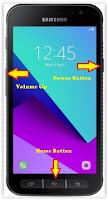 reset Samsung Galaxy Xcover 4