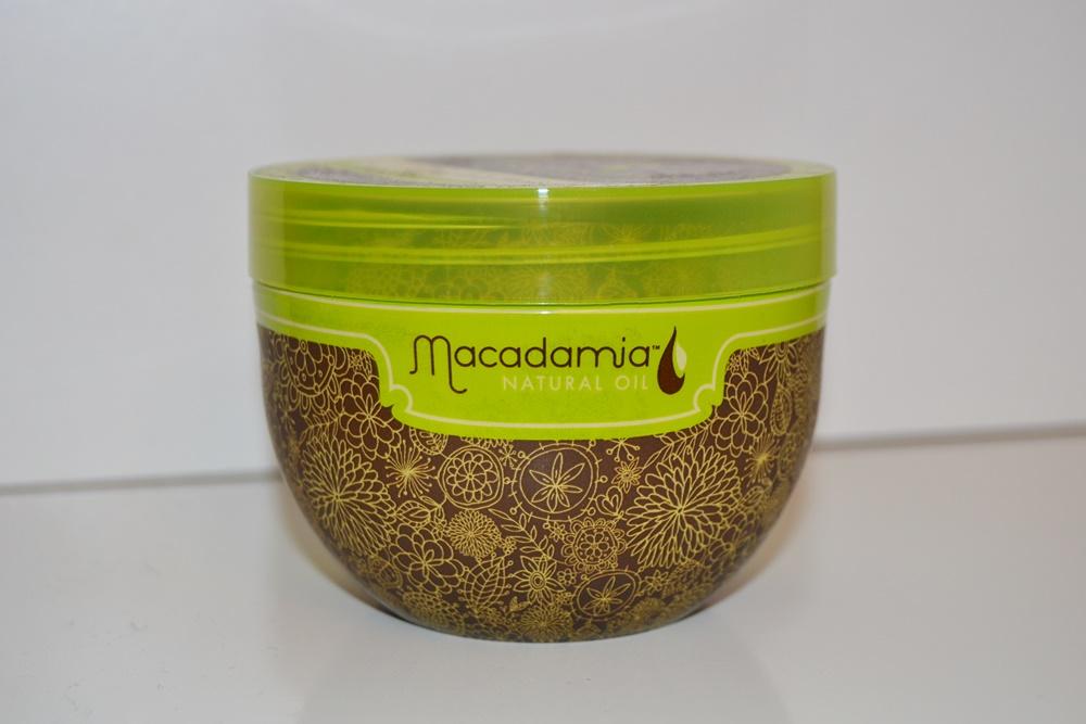 Macadamia油深修复面具