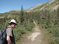 Sheep Creek Trail-Kluane National Park-Beren