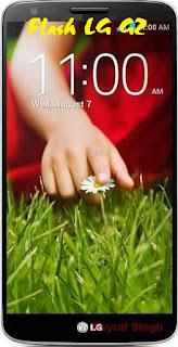 Flash LG G2 D801 / D802 / D802T / D803 / VS980 / VS985