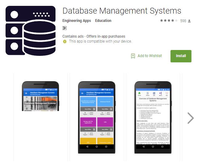database management system pdf free download ebook