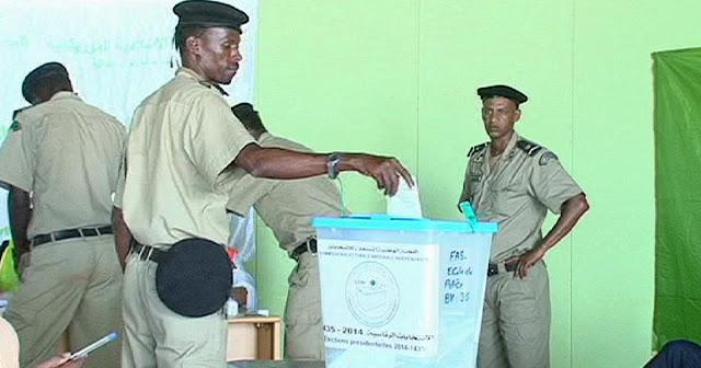 Arrestado el ministro del interior mauritano por corrupción.
