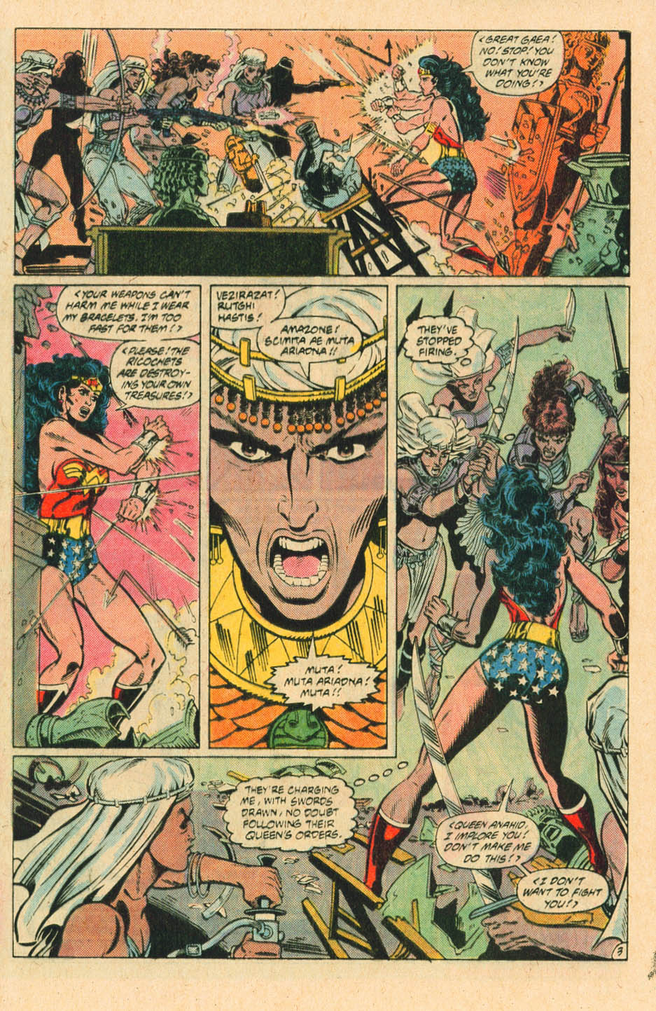 Read online Wonder Woman (1987) comic -  Issue #30 - 5