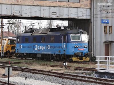 Škoda 79E, 130 003-7, České dráhy