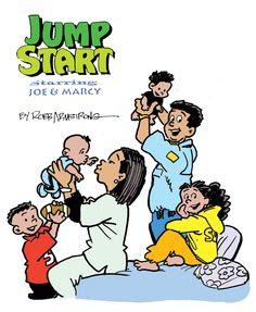 Jump Start comic