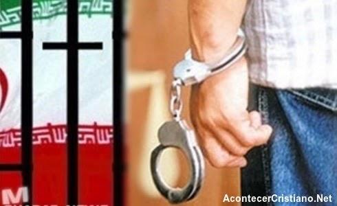 Cristianos encarcelados en Irán
