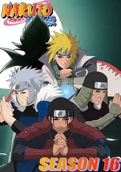 Naruto Shippuden - 16ª Temporada - Legendado Desenhos Torrent Download capa