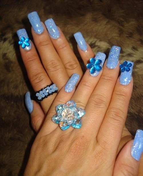 favorite nail design ideas for prom - Nail Designs Ideas
