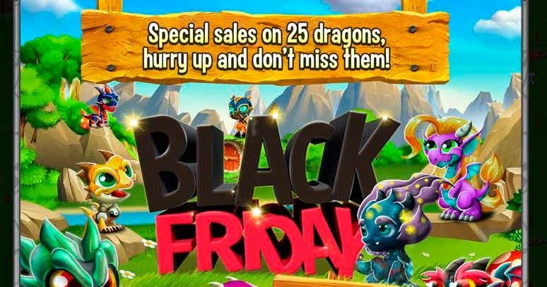 Black-friday.de Tercer Dia Del Black Friday | Amigos Para Dragon City