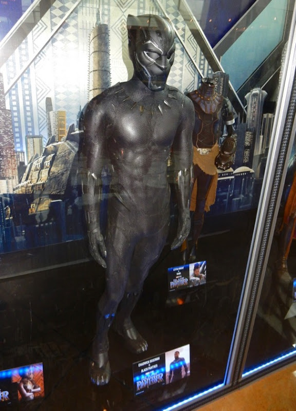 Black Panther solo movie costume