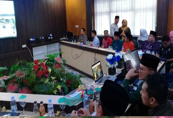 Tingkatkan Pelayanan kepada Masyarakat, Walikota Dumai Resmikan Command Center