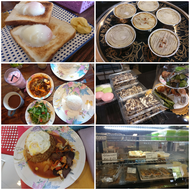 1cafe by tj & shasha, kemensah heights, cafe berdekatan zoo negara, afb fun day,