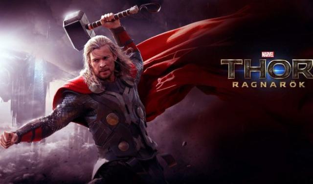 Hình ảnh Thor: Tận Thế Ragnarok