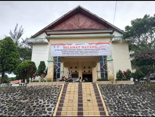 Bawaslu Kota Pagaralam Menargetkan Pelantikan Pengawasan TPS Tanggal 25 Maret 2019